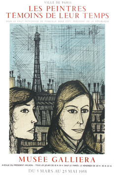 Original poster de  : The Parisians