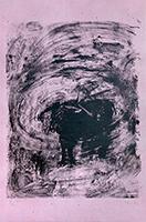 Signierte Originallithographie de  : Toro, mise à mort