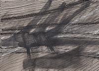 Dessin original signé de  : Composition XXXVIII