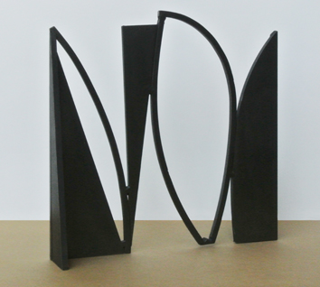 Original signed sculpture de Clément Alain : Composition XXXI