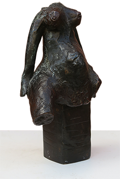Original signed bronze de Carlin Michel : Suzanne II