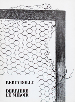 Rebeyrolle Paul : Revue DLM lithographies : DLM n°202