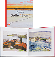 Illustrated book de  : Peintres du Golfe du Lion