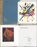 Livre illustré de  : Kandinsky