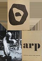 Catalogue d'exposition de  : Arp