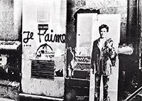 Screenprint poster de  : Arthur Rimbaud