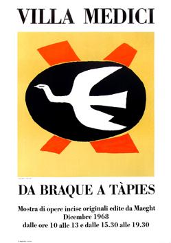 Braque Georges : Affiche : Villa Medici