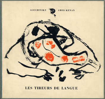 Illustrated Book de  : Les tireurs de langue