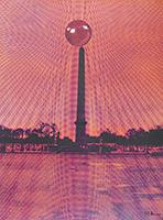 Original signed lithograph de  : Poster before letter n° 126