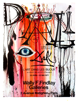 Cartel de  : Wally F. Findlay Galleries