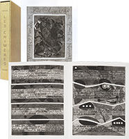 Book with prints de  : Les Chimères