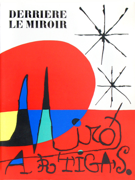 Miro Joan : Revue lithographies : DLM n° 87-88-89
