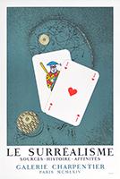 Originales Plakat Mourlot Drucker de  : Le surréalisme, sources, histoires, affinit&eacu