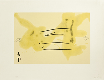 Original signed lithograph de  : For Derrière le Miroir