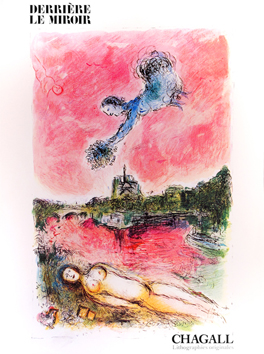 Issue DLM Maeght de Chagall Marc : DLM n° 246