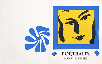 Document imprimé de Matisse Henri : Portraits