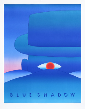 Poster de  : Blue Shadow, The dawn