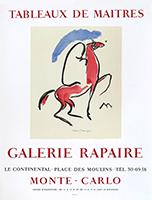 Originales Plakat de  : Galerie Rapaire, Plakat