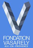 Screenprint poster de  : Fondation Vasarely I
