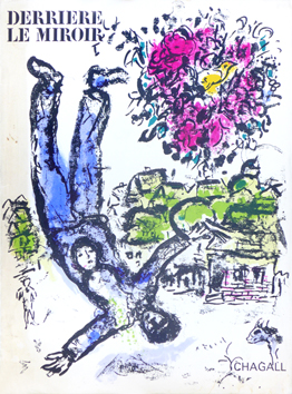 Issue DLM lithograph de Chagall Marc : DLM n°147