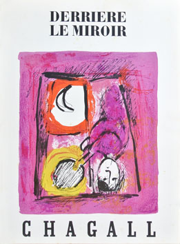 Issue DLM lithographs de Chagall Marc : DLM n° 99-100