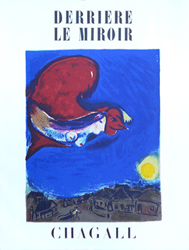 Issue DLM lithographs de Chagall Marc : DLM n° 27-28