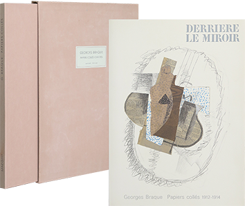 Issue DLM lithographs de Braque Georges : DLM n° 138  Deluxe edition