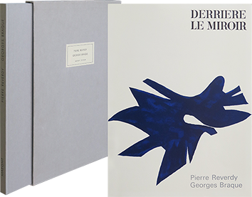 Issue DLM lithographs de Braque Georges : DLM Deluxe edition n° 135-136