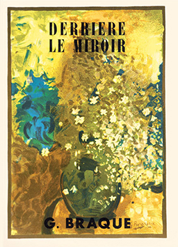 Issue DLM lithographs de Braque Georges : DLM n° 48-49