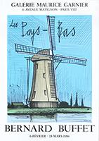 Manifesto di mostra Mourlot de  : Les Pays-Bas