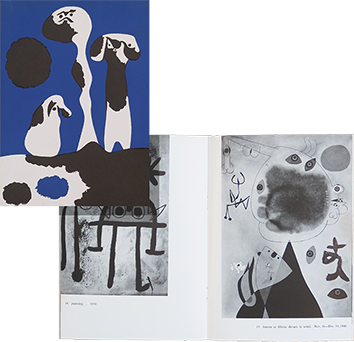 Exhibition catalogue de  : Miro : peintures sauvages