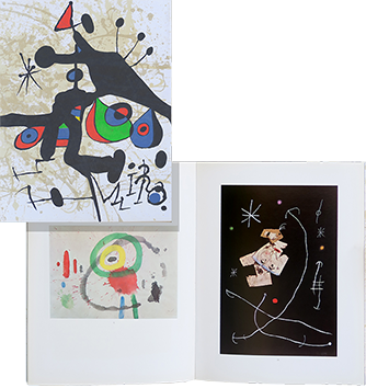 Exhibition catalogue de  : Miro Sobre Papel 1964-1971