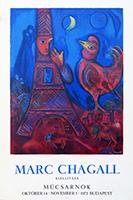 Plakat Mourlot Drucker de  : Bonjour Paris