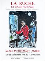 Ausstellung Plakat Mourlot Drucker de  : La Ruche et Montparnasse II