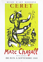 Manifesto litografia de  : Le cirque