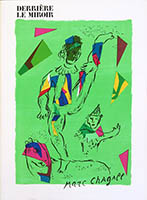 Issue DLM lithograph de Chagall Marc : DLM n° 235