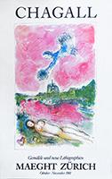 Affiche de  : Gemälde und neue Lithographien