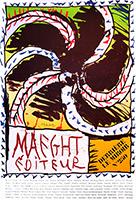 Affiche lithographie originale de  : Maeght Editeur