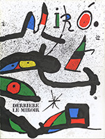Issue DLM lithographs de Miro Joan : DLM n° 231