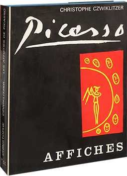 Catalogue raisonne de  : The posters of Pablo Picasso