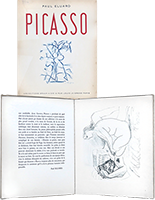 Illustrated book de Picasso Pablo : Picasso - Dessins