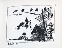 Sehen Und Entdecken Pablo Picasso Graphik Lithographien Radierungen Plakate Picasso Keramiken