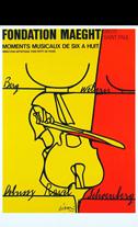Affiche de Adami Valerio