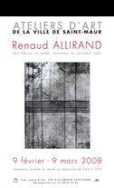 Affiche de Allirand Renaud
