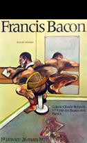 Affiche de Bacon Francis