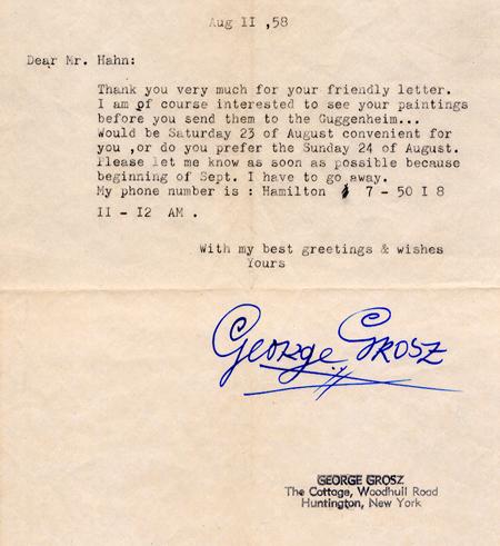 signature atelier georges jouve