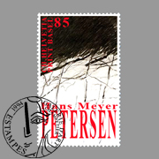 timbre postal de Petersen H. Meyer
