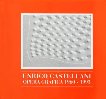 17f4295fdc7e Le catalogue raisonné de l oeuvre graphique d Enrico Castellani a été  réalisé par Leonardo Magini, et édité par La Edizione Corraini (Mantova, ...