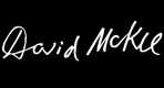 signature manuscrite de McKee David