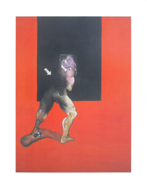 Bacon Francis : Poster : Study for a human body